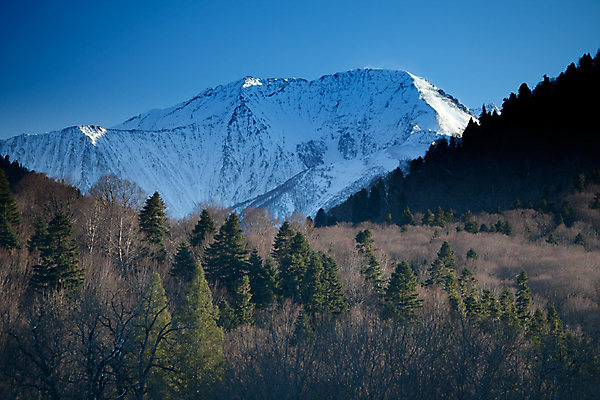 Про горы
