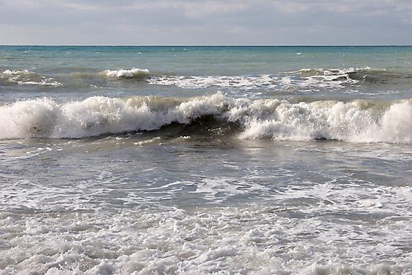 Море в Голубой бездне