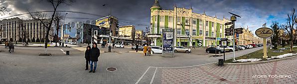 Репортаж из Краснодара