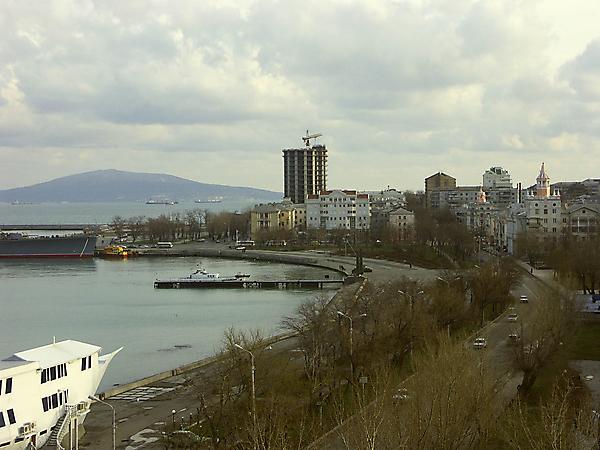 Новороссийск, 2004 год.