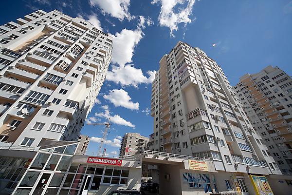 Небоскребы Новороссийска