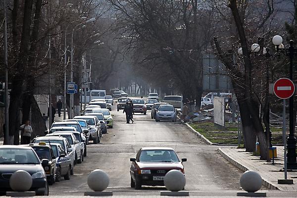 Улица Новороссийской республики