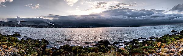 Вид с Мыса Любви на бухту