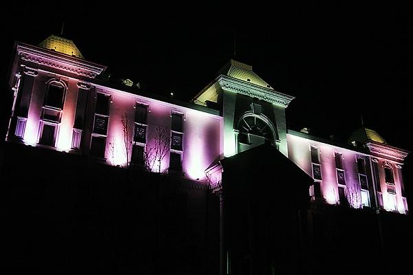Здание на улице Губернского