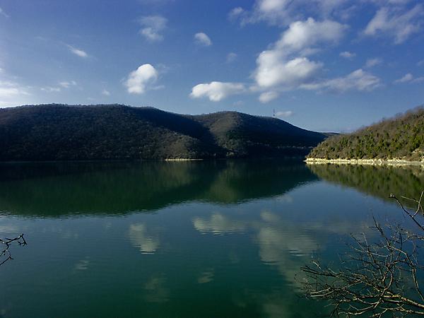 Озеро Абрау - Дюрсо