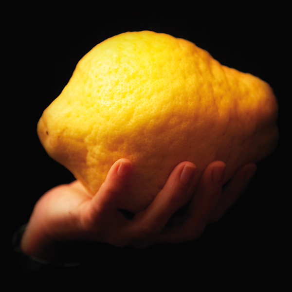 Хороши у нас на Капри лимоны