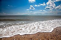 Море. Поселок Янтарный