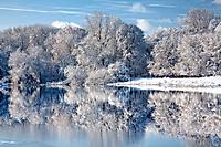 Псебай зимой