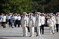 МГА им. Ф. Ф. Ушакова. Посвящение в курсанты