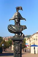 Памятник Лазареву на Набережной