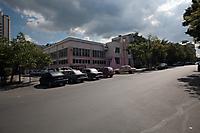 Школа бокса на ул. Губернского