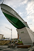 Памятник героическим морякам черноморцам