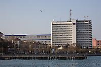 Здание Новороссийского морского пароходства